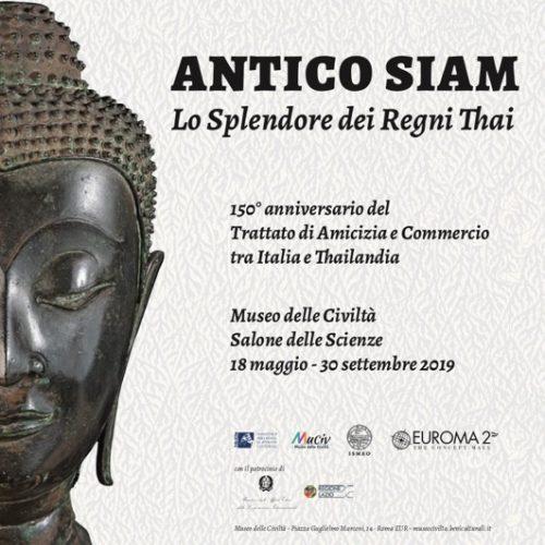 Evento Antico Siam. Lo Splendore dei Regni Thai