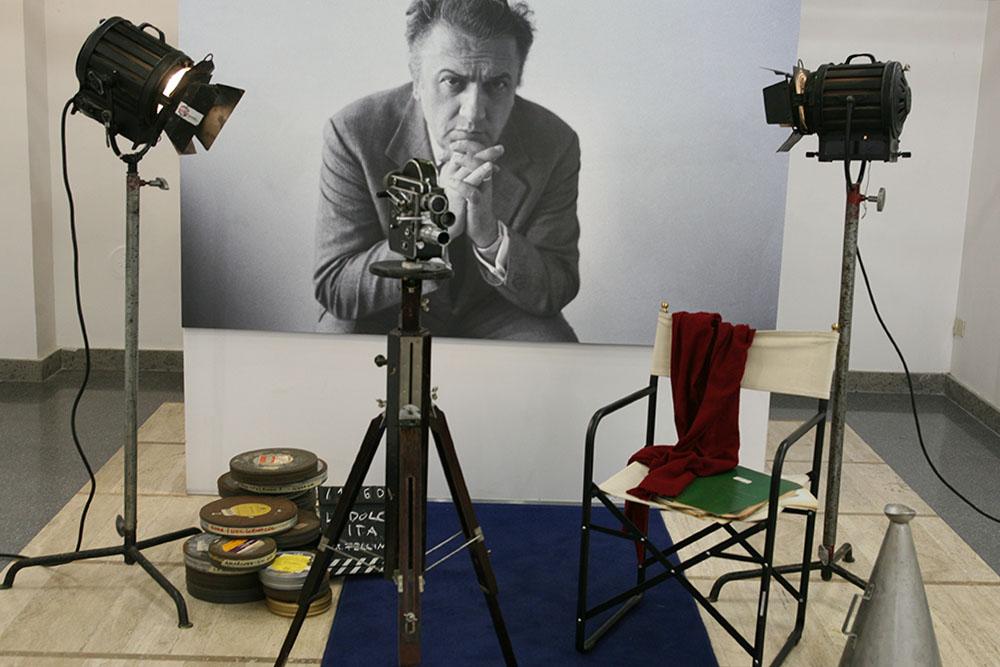 Roma ricorda Fellini