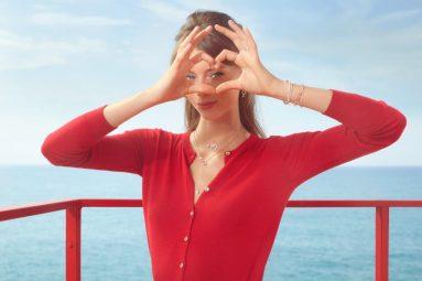 Swarovski: romantici simboli per la donna moderna
