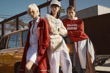 Patrizia Pepe: styling in movimento
