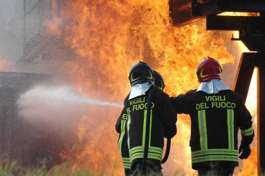 Pompiere per un giorno? A Euroma2 si può!