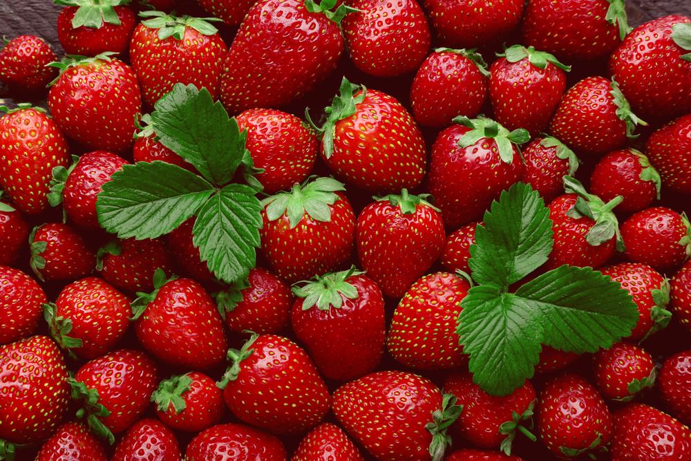 5 buoni motivi per amare le fragole
