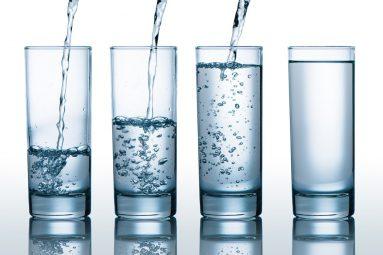 Acqua, come te non c'è nessuno…