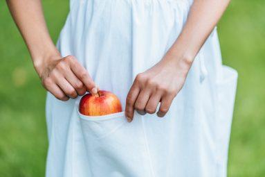 Una mela e anche più al giorno…
