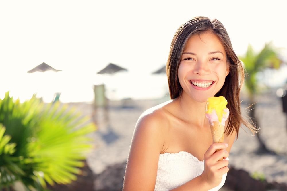 Il gelato: goloso ed equilibrato