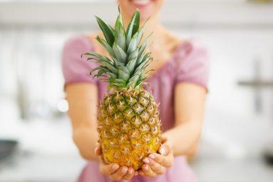Ananas, bontà tropicale dagli effetti speciali