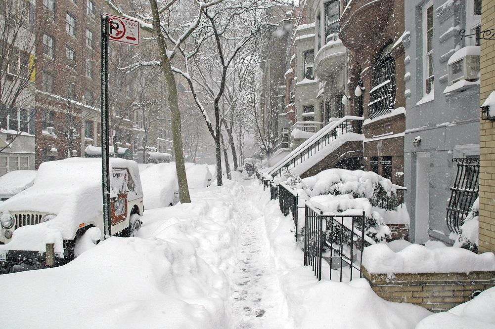 Sotto la neve di New York con Isabel Allende