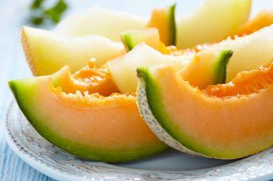 Melone, il giallo succoso dell'estate