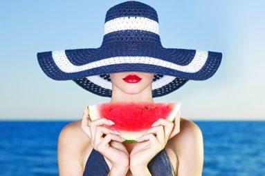 La frutta estiva, miniera di vitamine