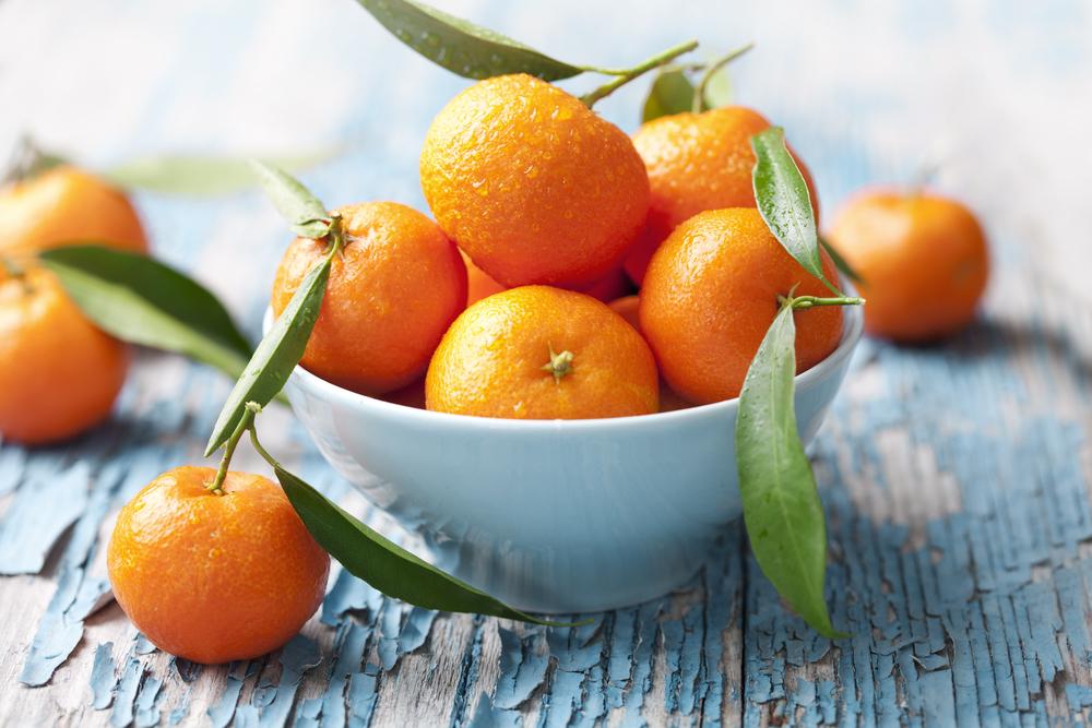 Arance e mandarini ed è subito aria di festa