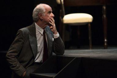 Il teatro nel teatro: va in scena Servillo