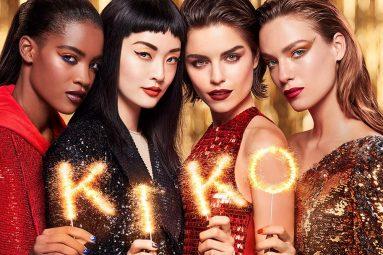 Make-up per le feste? Con Kiko è scintillante