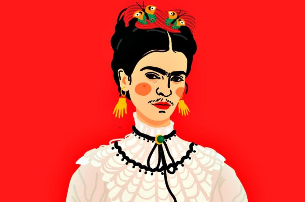 """""""Il caos dentro"""": la mostra sensoriale di Frida Kahlo"""
