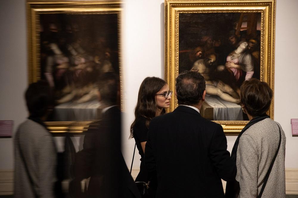 Michelangelo a colori: mostra a Palazzo Barberini