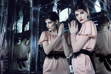 La moda allo specchio: riflessi di primavera