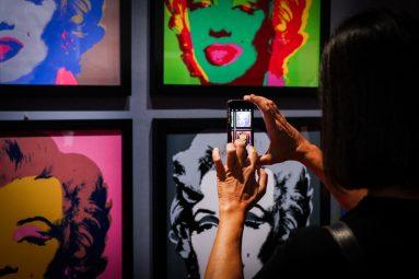 Warhol: ultime settimane al Vittoriano