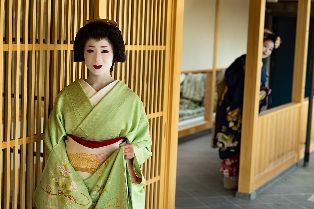 A Euroma2 un tuffo nel Giappone delle Geisha