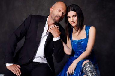 Laura e Biagio: due stelle allo stadio