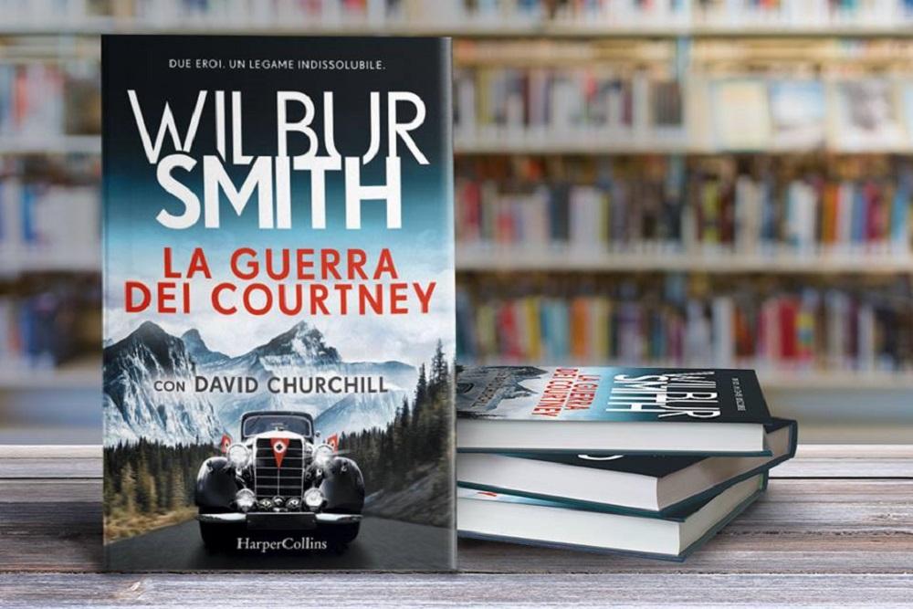 Wilbur Smith: l'amore oltre la guerra
