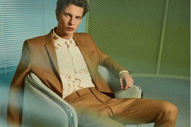 Zara uomo: sfumature di beige