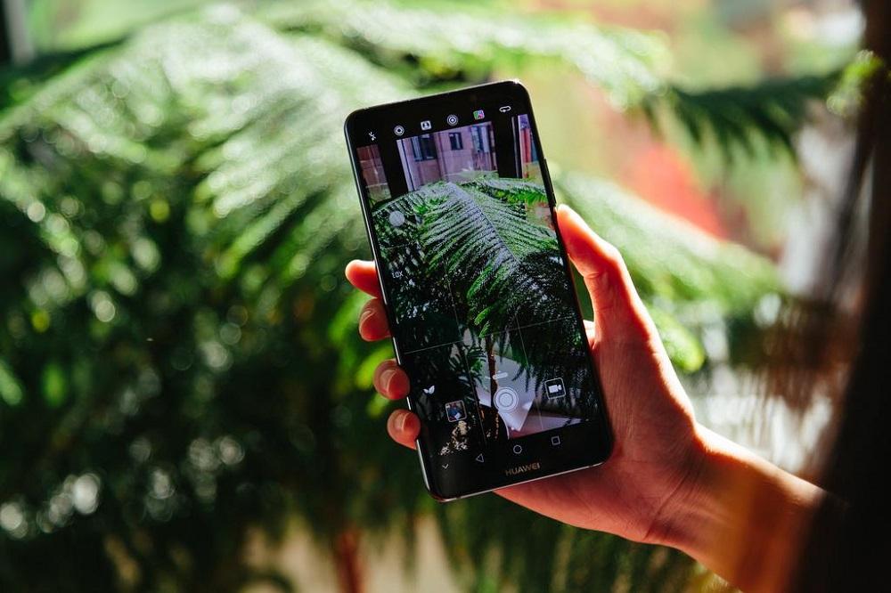 Smartphone intelligente: parola di Huawei