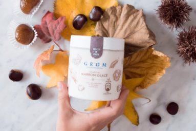 Marrons Glacés: il gusto invernale del gelato