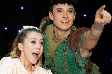 Il Musical di Peter Pan vola al Sistina