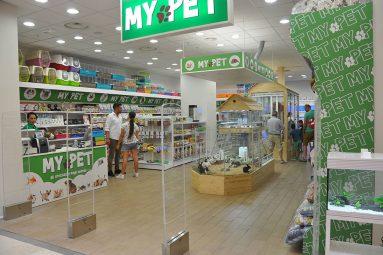 Il negozio per gli amanti degli animali My Pet
