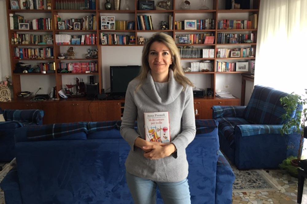 """""""Molto amore per nulla"""" di Anna Premoli"""
