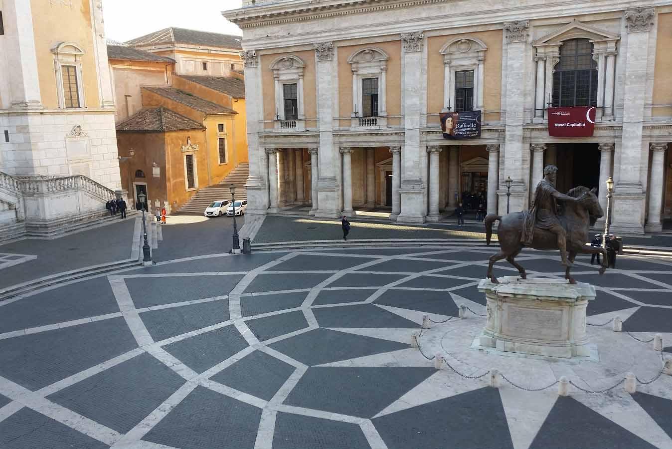 Cultura virtuale nei Musei di Roma