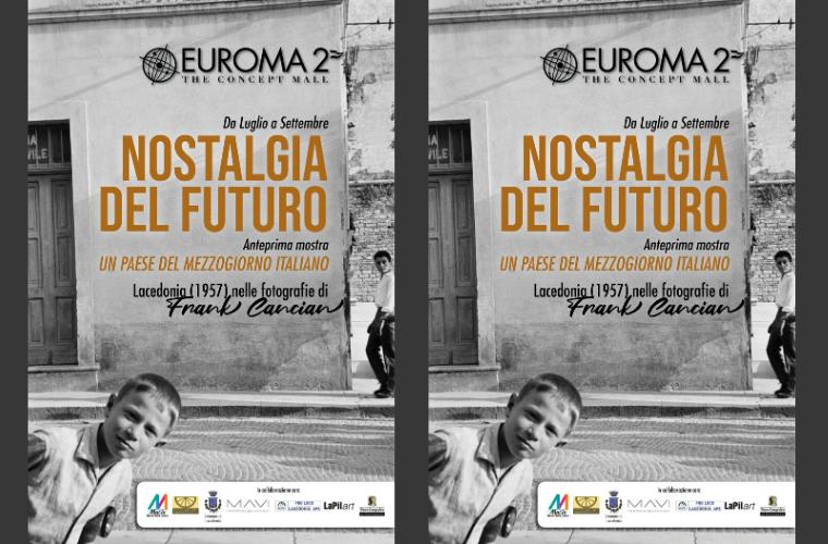 """Mostra fotografica """"Nostalgia del futuro"""""""
