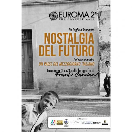 Evento NOSTALGIA DEL FUTURO
