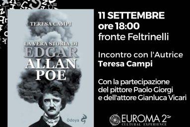 Teresa Campi racconta la vita di Poe