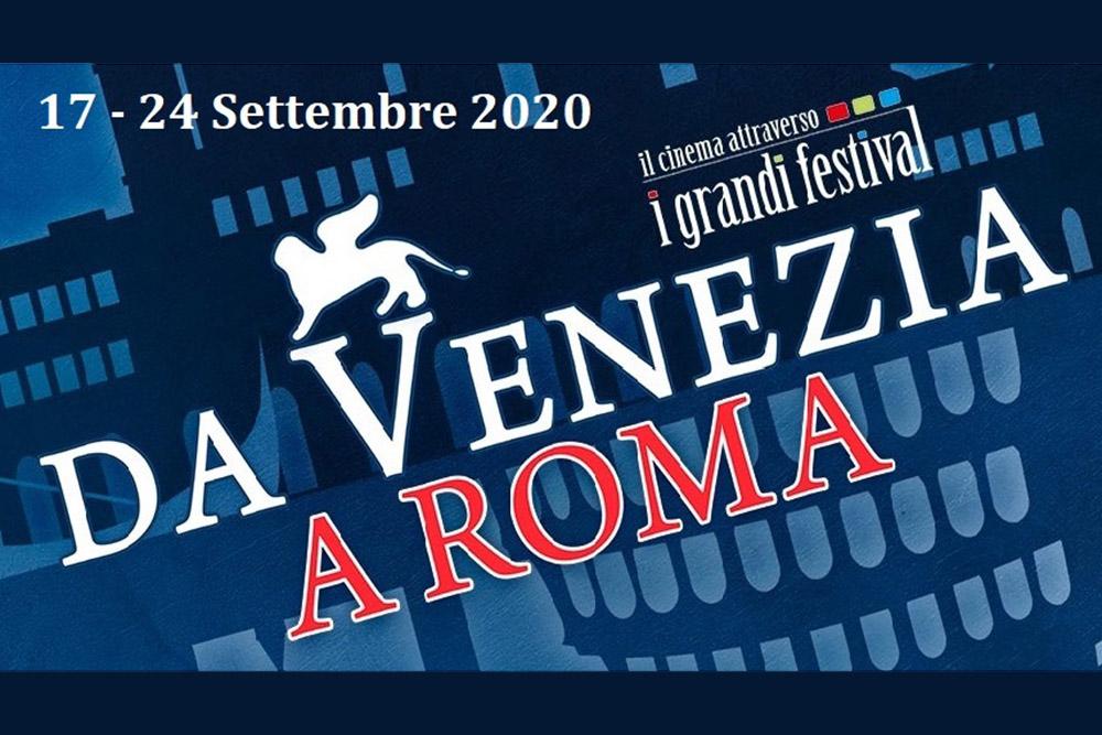 I film del Festival di Venezia a Roma