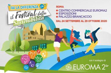 A Euroma2 arriva il Festival della Sostenibilità