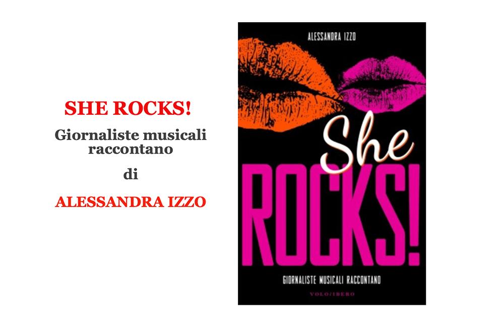 """Presentazione del libro """"She Rocks"""""""