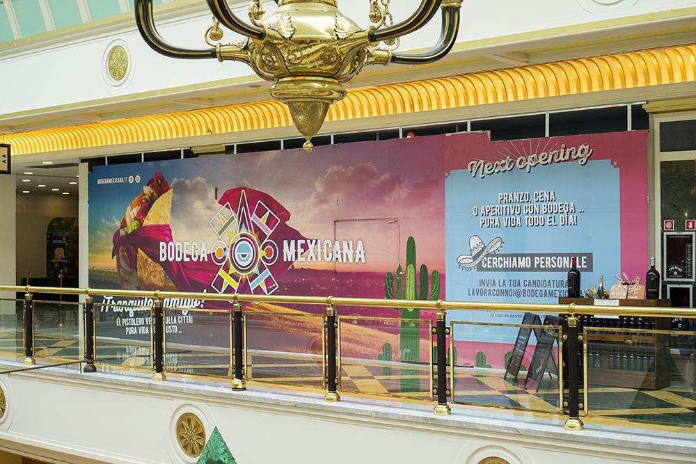 Apre Bodega Mexicana a Euroma2