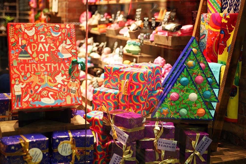 Lush presenta la nuova Collezione dedicata al Natale