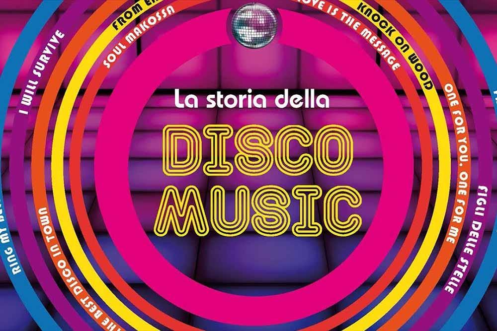 """In libreria """"La Storia della Disco Music"""""""