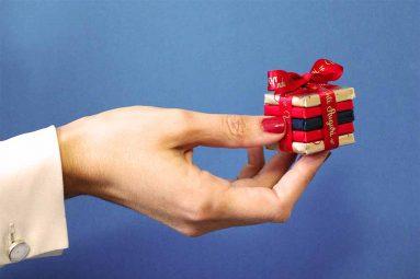 Merry Chocolate, le proposte di Venchi per Natale
