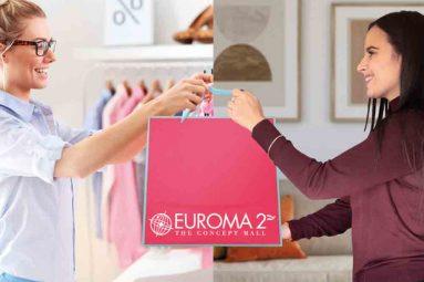 Euroma2 presenta il nuovo servizio esclusivo Visio&Shop