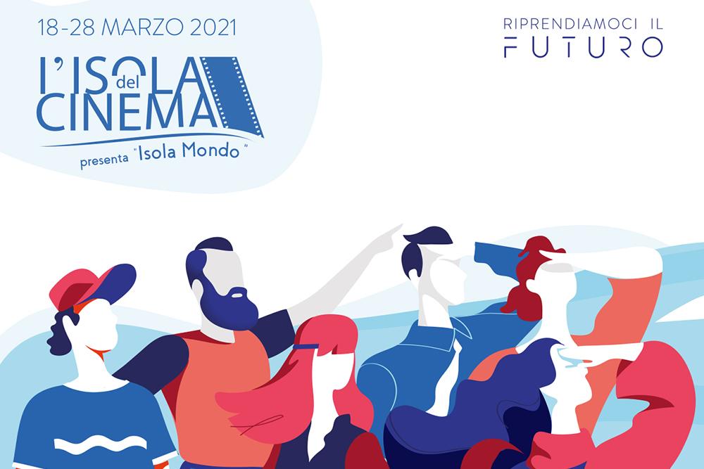 """L'Isola del Cinema sbarca online con """"Riprendiamoci il Futuro"""""""