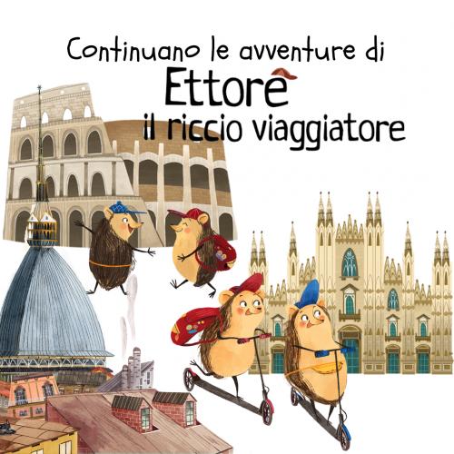 Evento Ettore il Riccio viaggiatore