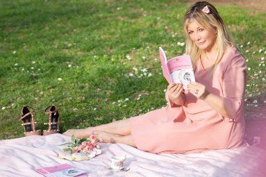 """""""Ammetto che ho vissuto"""", il libro della blogger Mariangela Celli"""