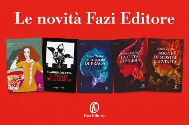 Libri in uscita a Maggio per Fazi Editore