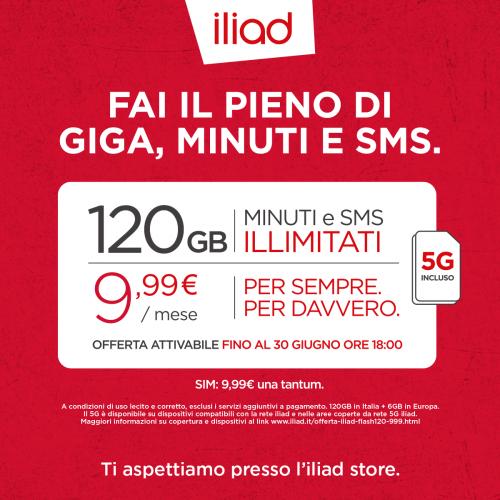 Promo ILIAD