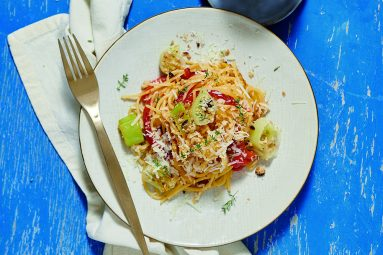 Un'idea per Spaghetti senza glutine