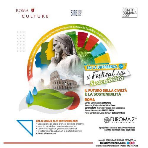 Evento Festival della sostenibilità