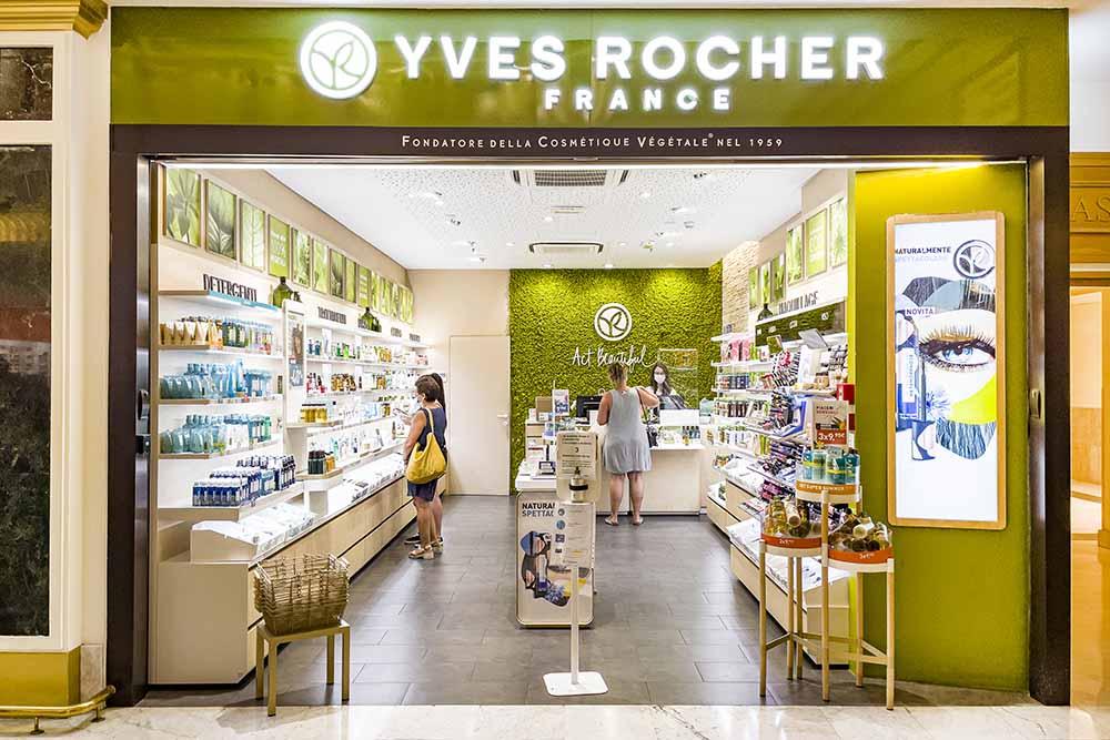 Prodotti di bellezza Yves Rocher