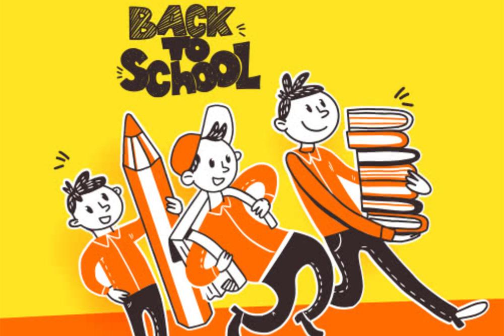 Back to School: da Feltrinelli tutto l'occorrente per la Scuola